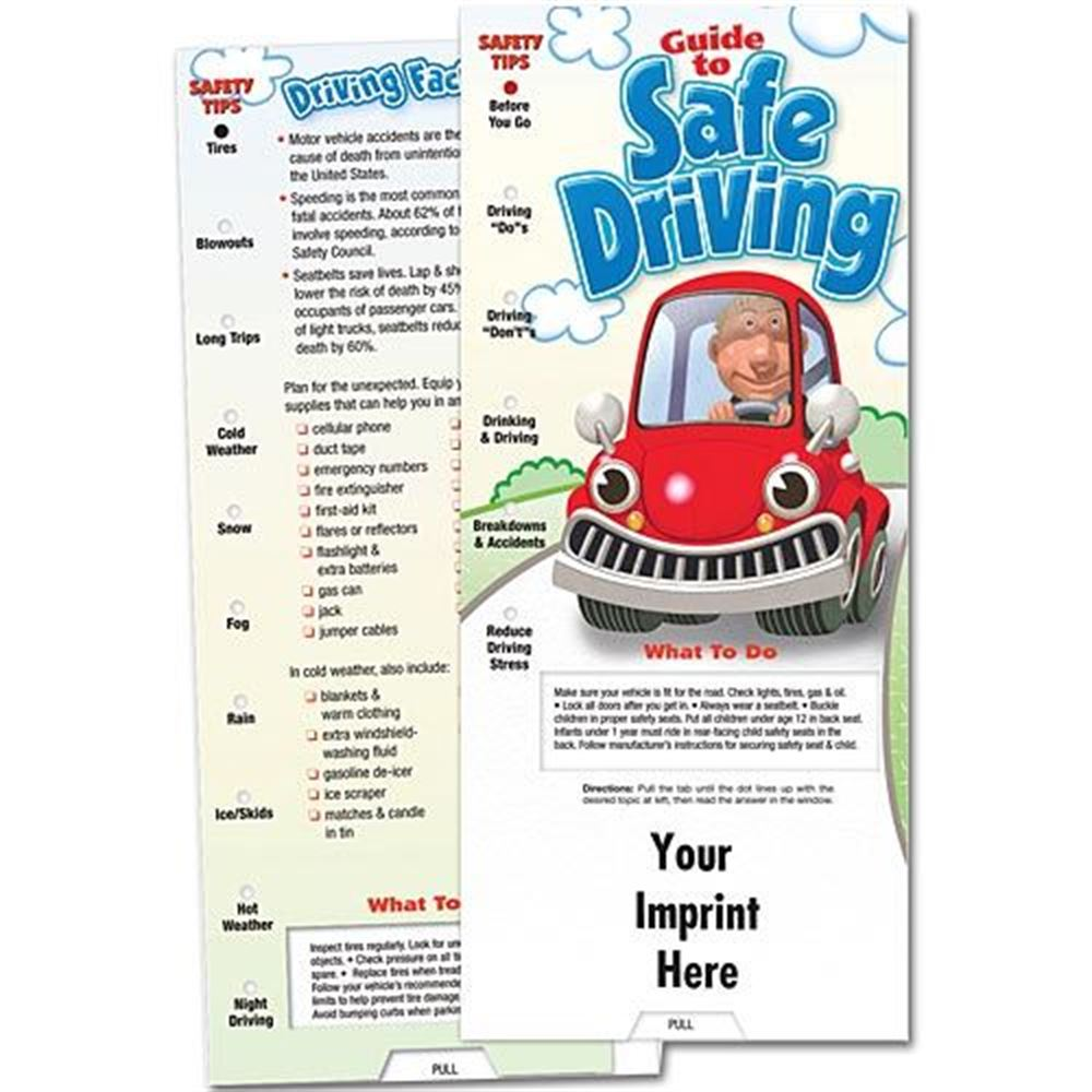Guide To Safe Driving Slideguide - Personalization Available