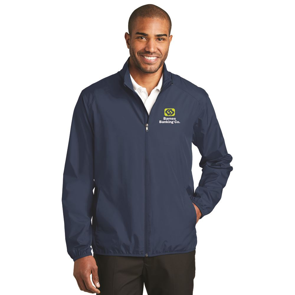 Port Authority® Men's Zephyr Full-Zip Jacket - Personalization Available
