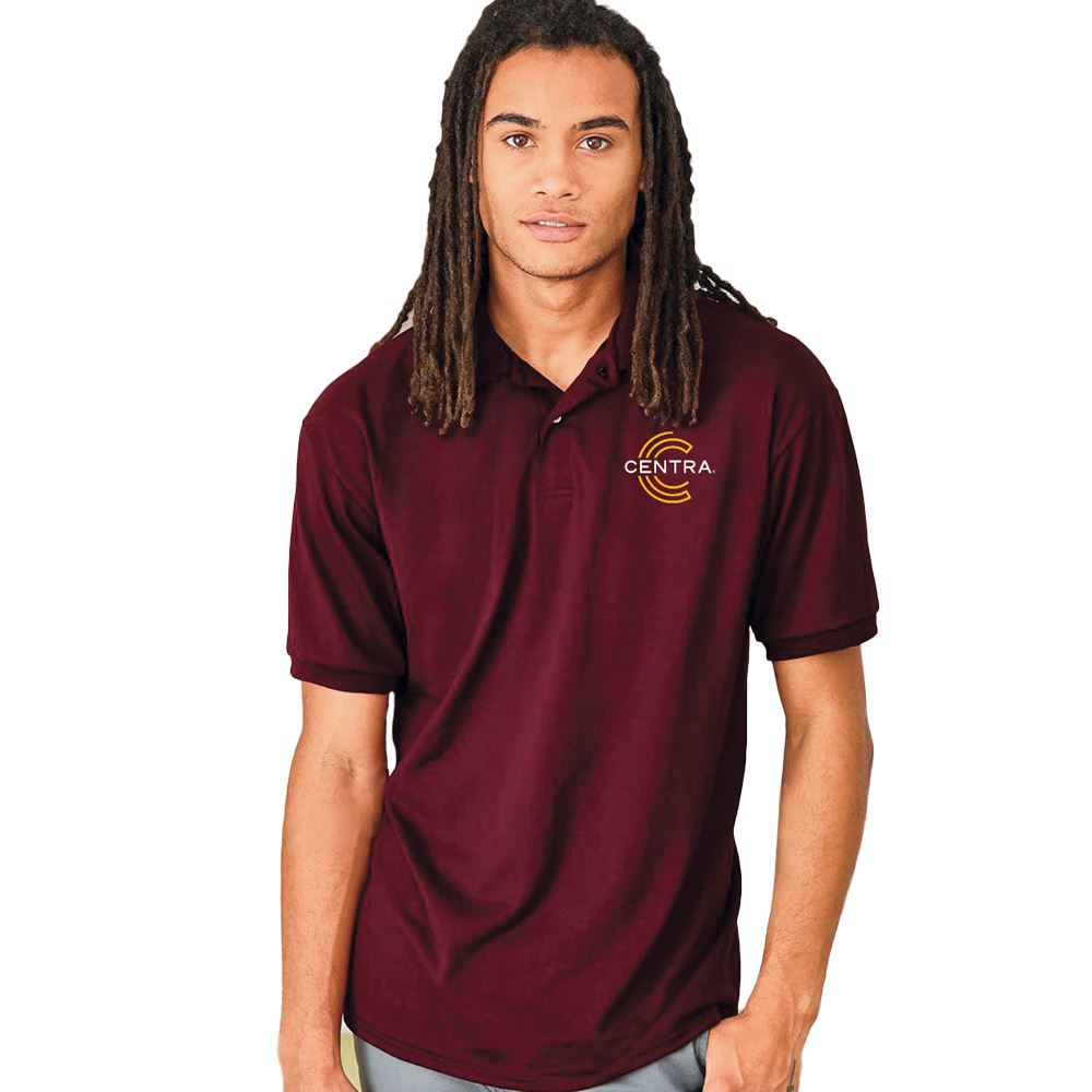 Hanes Unisex Ecosmart Jersey Sport Shirt- Embroidery Personalization Available