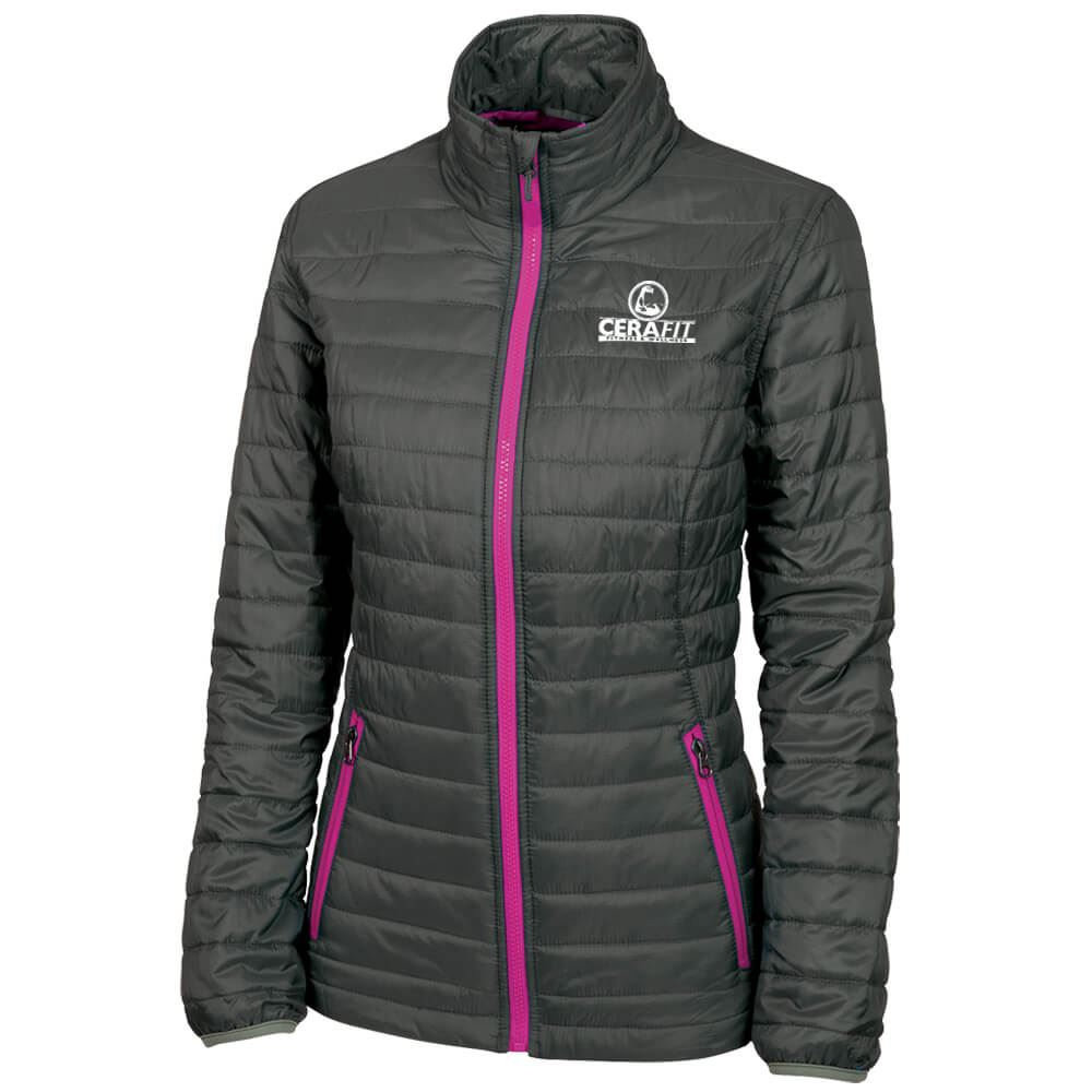 Charles River Apparel® Women's Lithium Quilted Jacket - Personalization Available