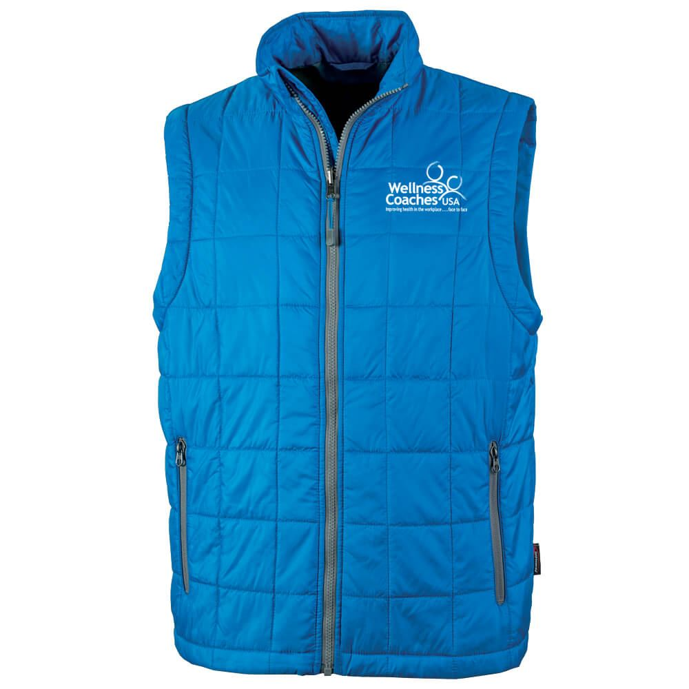 Charles River Apparel® Men's Radius Quilted Vest - Personalization Available