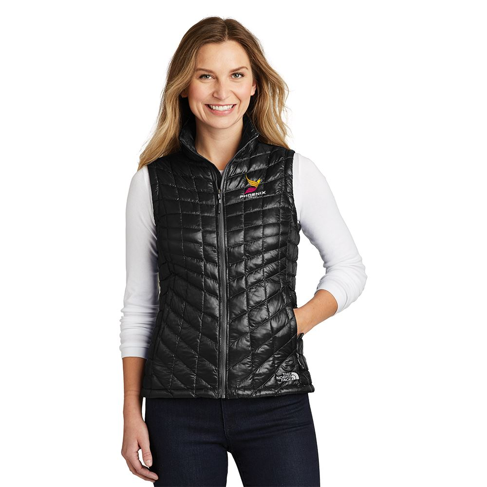 The North Face® Personalized Women's ThermoBall™ Trekker Vest