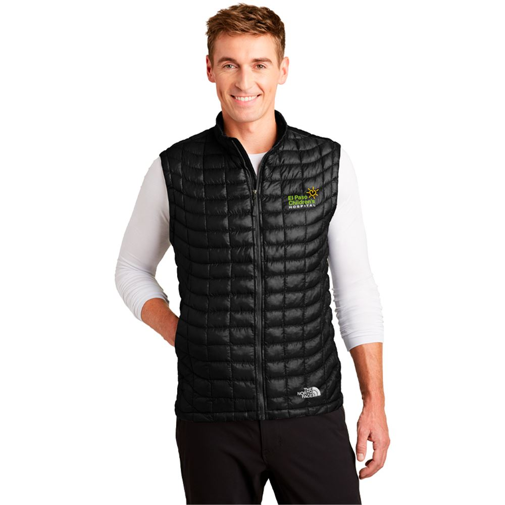 The North Face® Men's ThermoBall™ Trekker Vest - Embroidered Personalization Available
