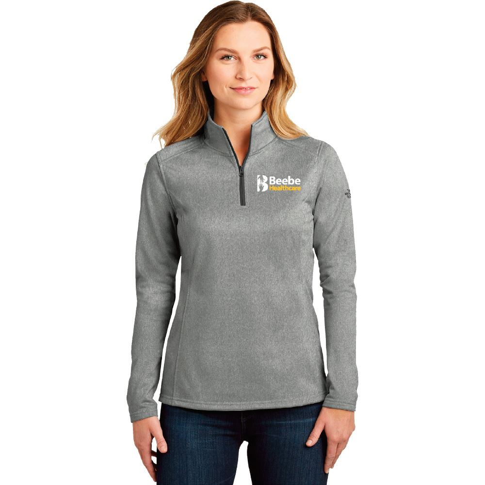 The North Face® Personalized Women's Tech Quarter-Zip Fleece