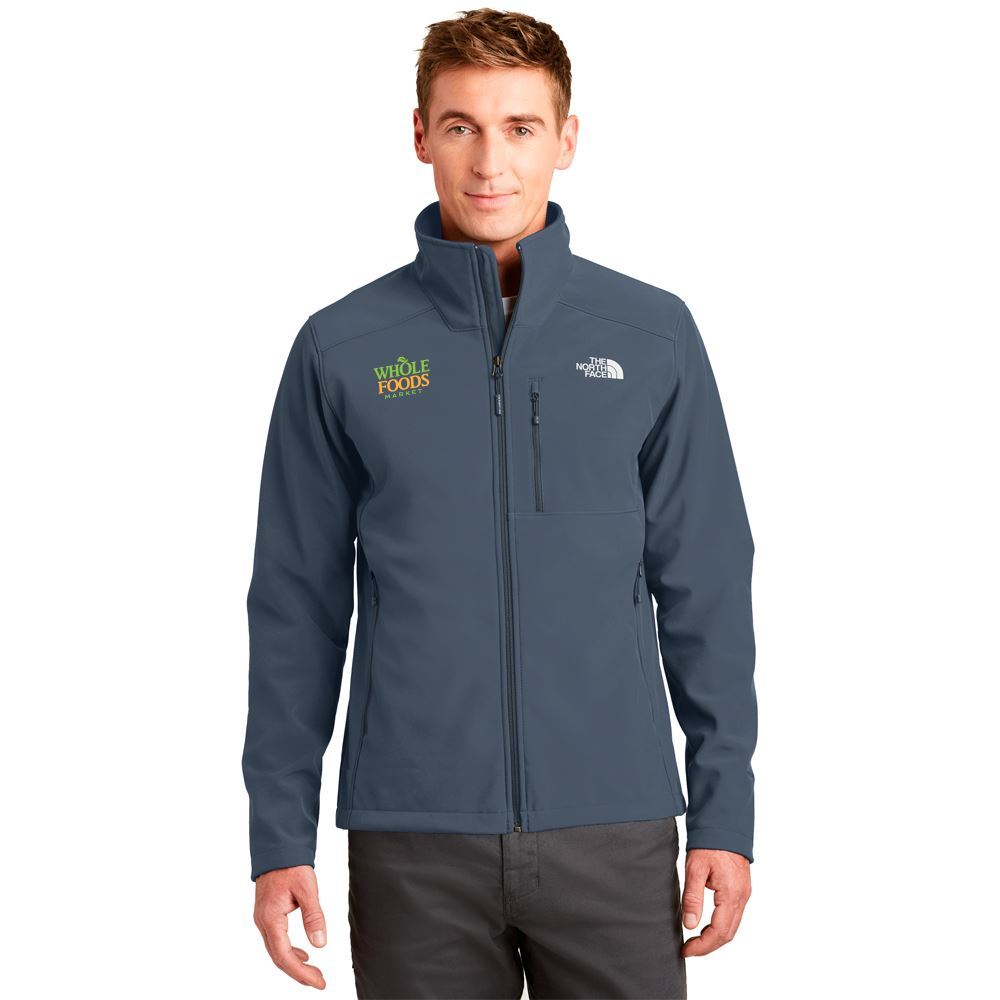 The North Face Personalized Men S Apex Barrier Soft Shell Jacket