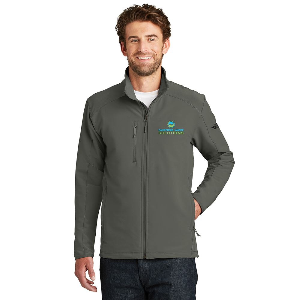 The North Face® Personalized Men's Tech Stretch Soft Shell Jacket