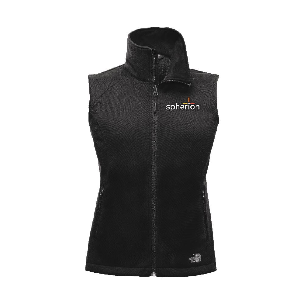 The North Face® Personalized Ladies Ridgeline Soft Shell Vest