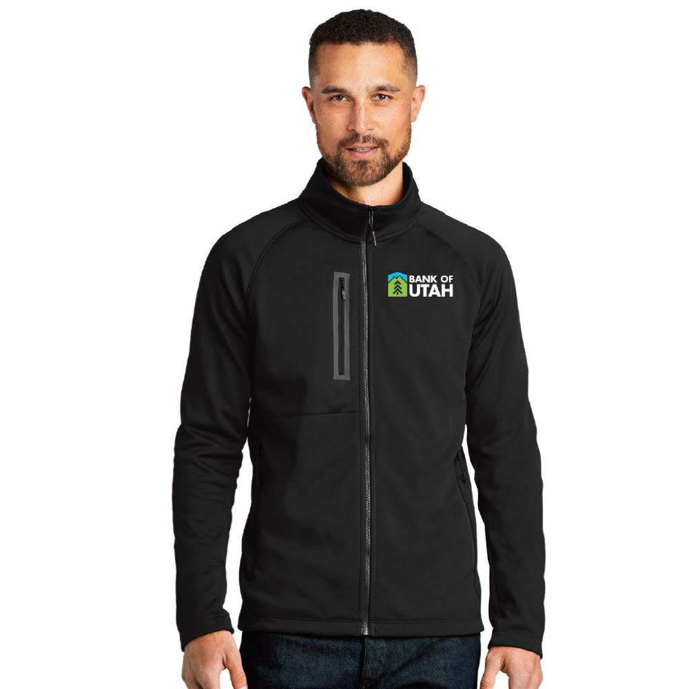 The North Face® Personalized Men's Canyon Flats Fleece Jacket