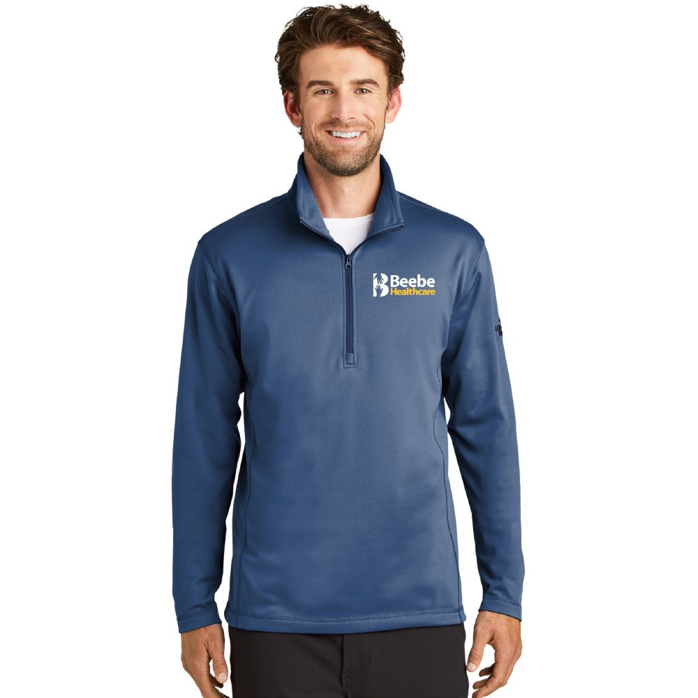 The North Face® Men's Tech 1/4-Zip Fleece - Embroidered Personalization Available