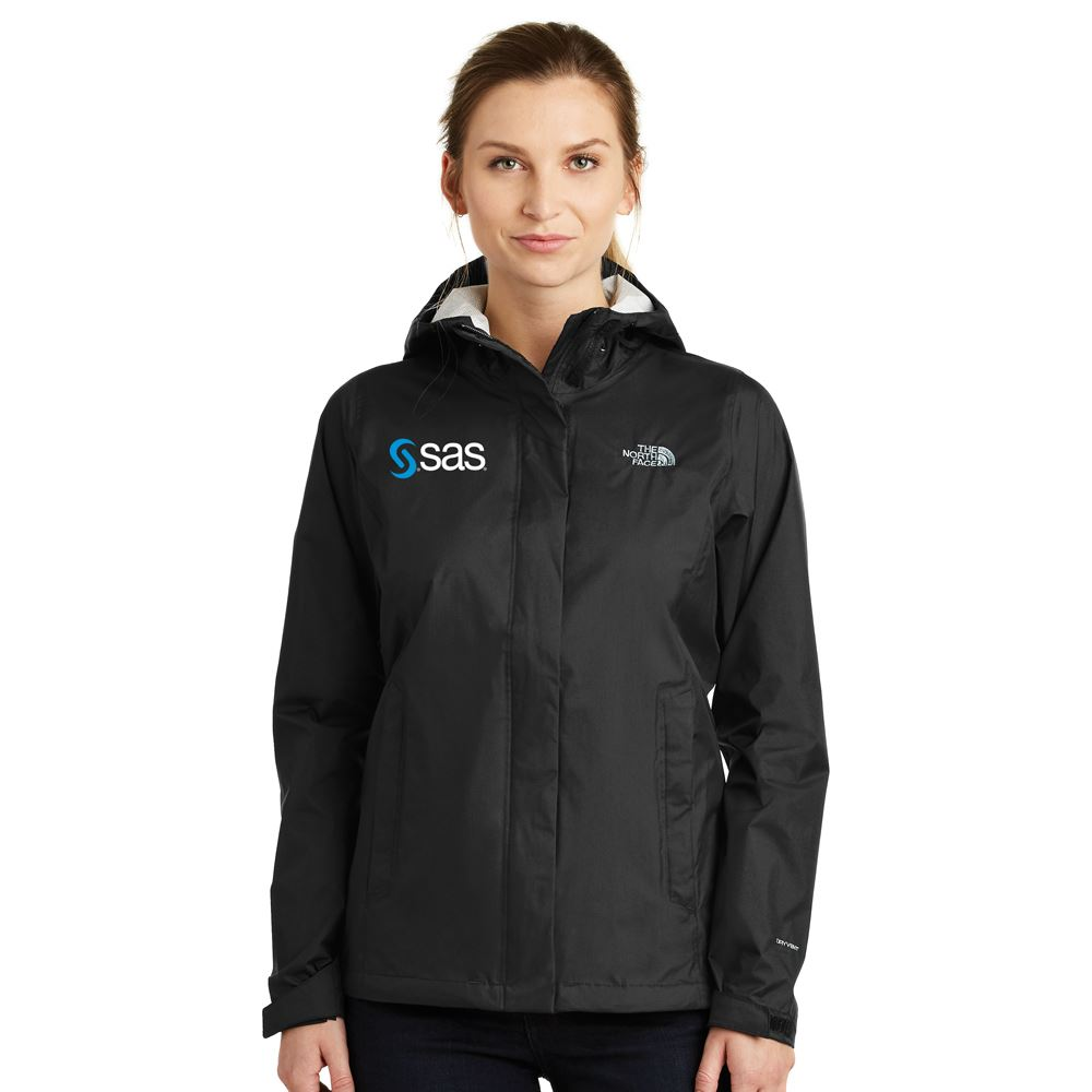 The North Face® Personalized Ladies DryVent™ Rain Jacket