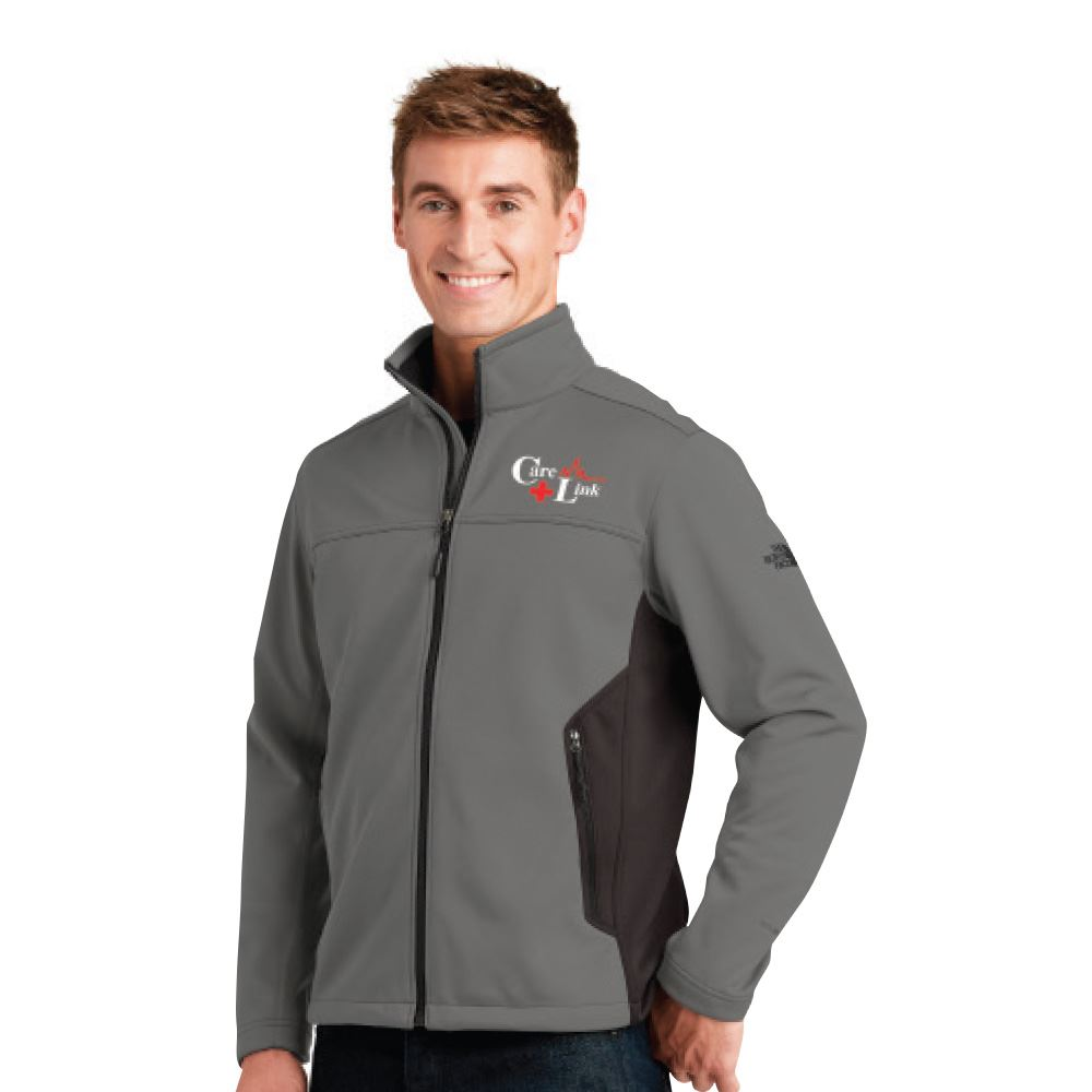 The North Face® Men's Ridgewall Soft Shell Jacket - Embroidered Personalization Available