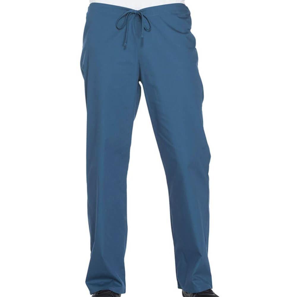 Dickies® Unisex 1-Pocket Natural Rise Drawstring Scrubs Pants