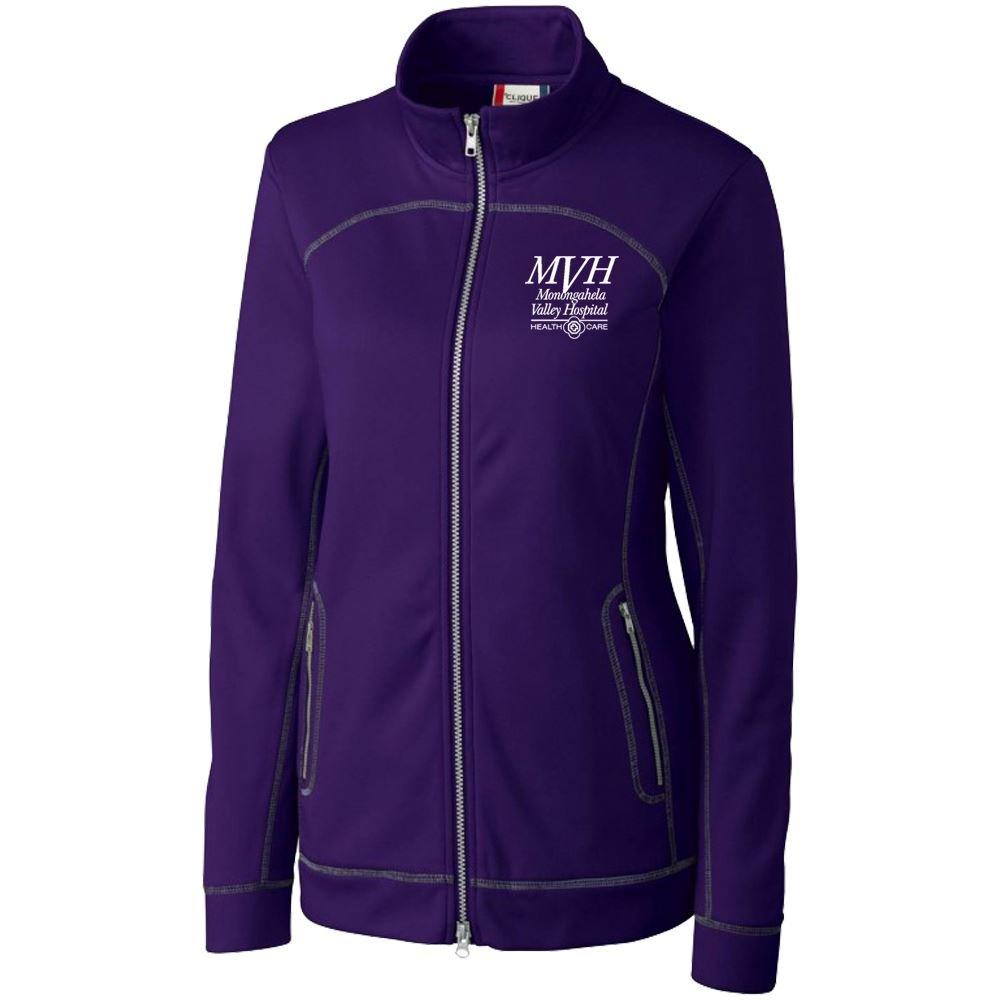 Clique® Helsa Women's Full-Zip Jacket - Personalization Available
