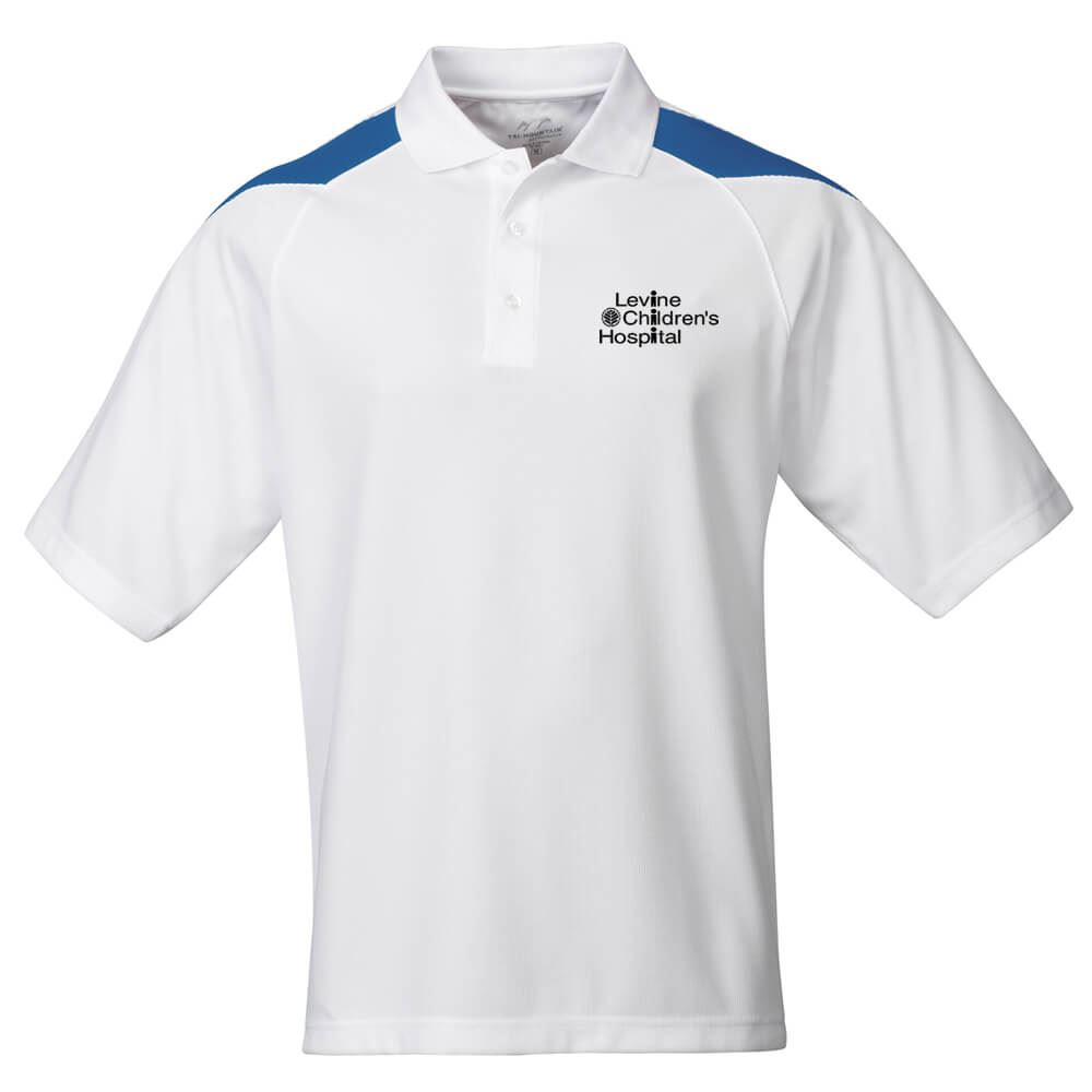 Tri-Mountain® 207 Avenger Men's Waffle Knit Polo - Personalization Available