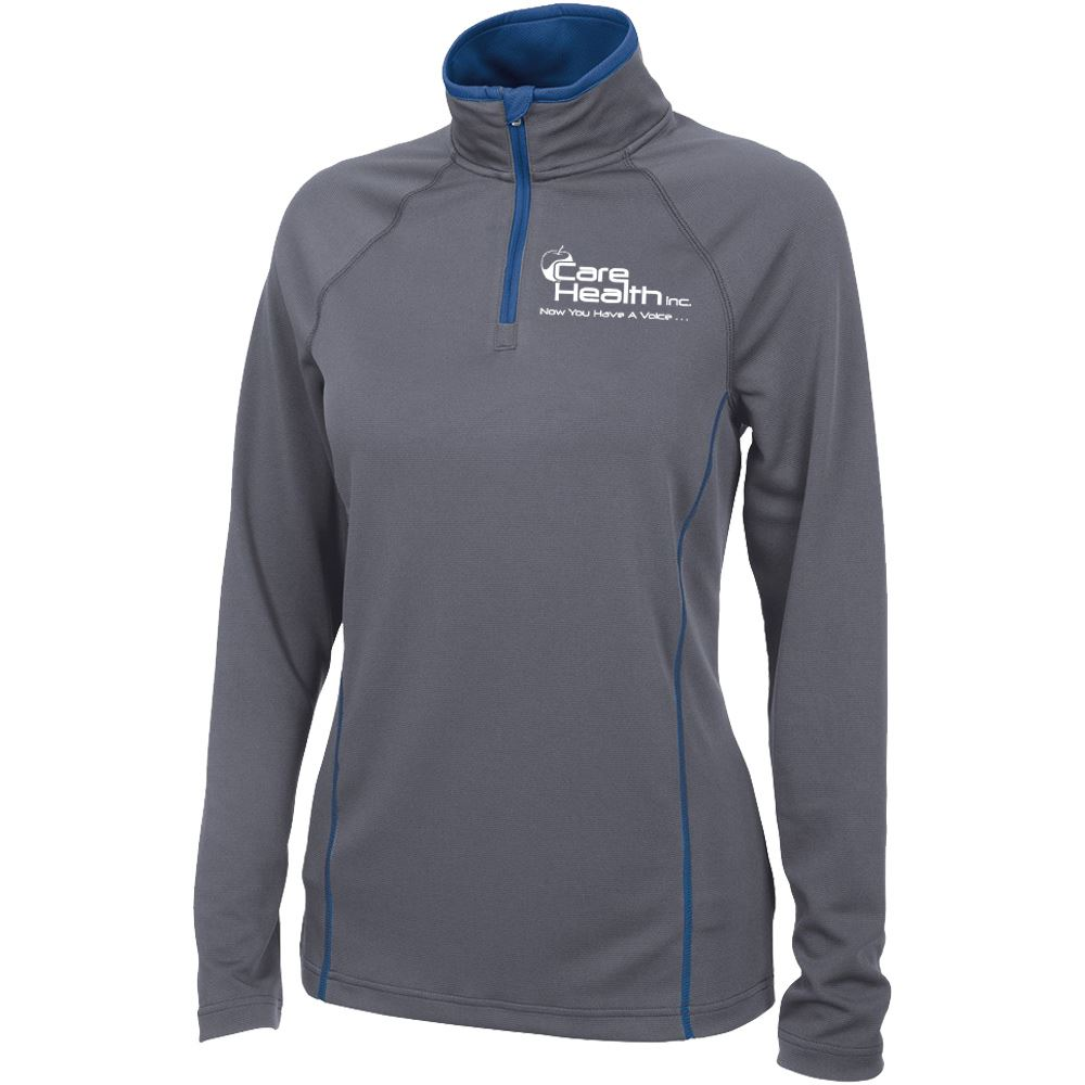 Charles River Apparel® Women's Fusion Pullover -Embroidered Personalization Available