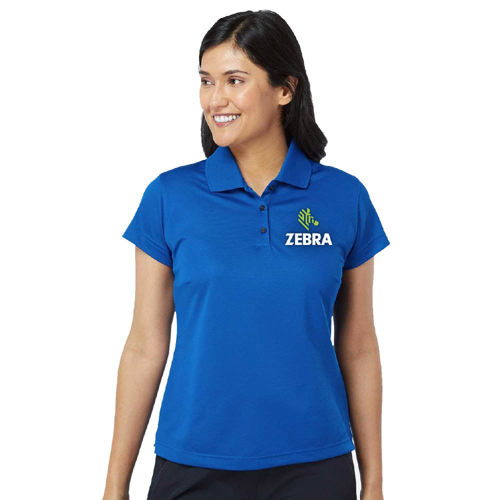 adidas® Women's Golf Climalite® Basic Polo - Personalization Available