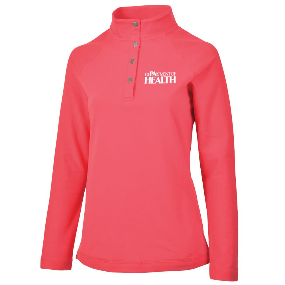 Charles River Apparel® Women's Falmouth Pullover - Personalization Available