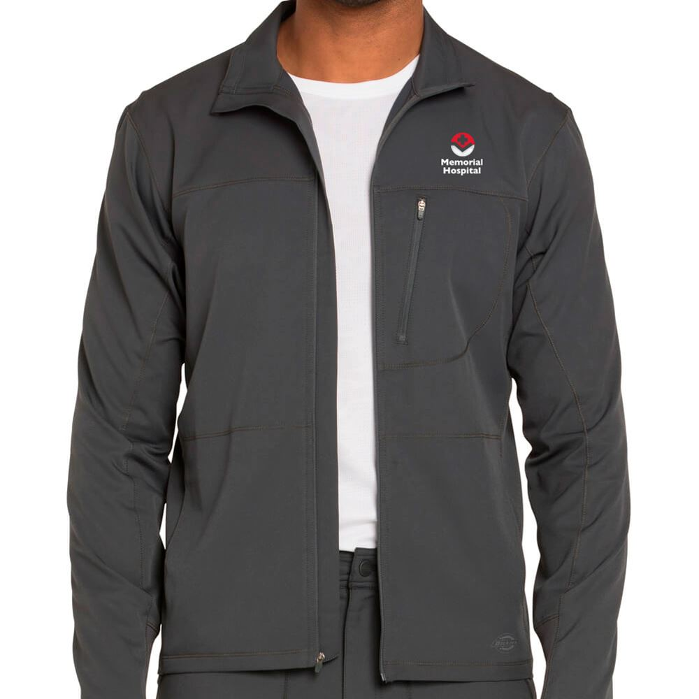 Dickies® Men's Zip-Front Warm-Up Jacket - Personalization Available
