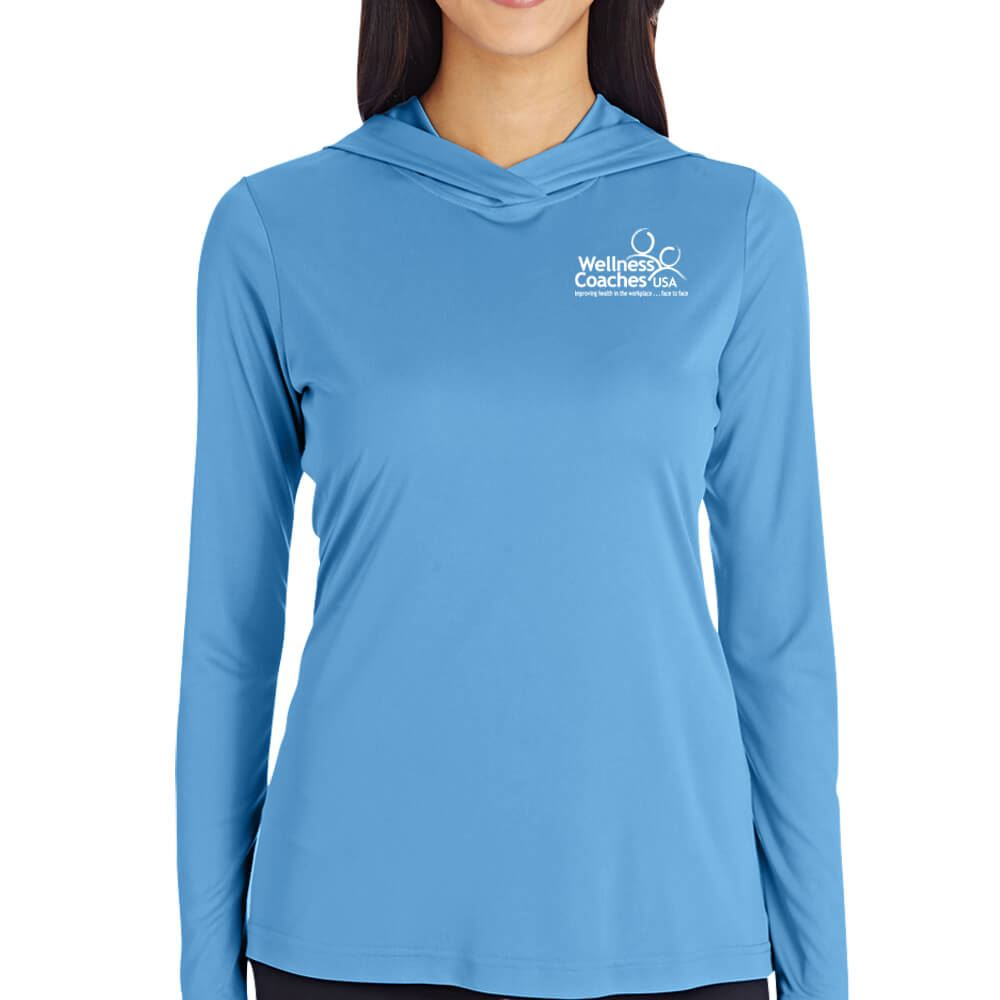 Team 365® Ladies' Zone Performance Hoodie - Personalization Available