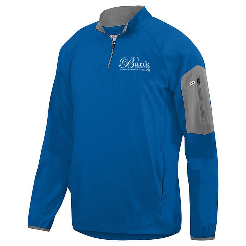 Augusta® Unisex Preeminent Half-Zip Pullover - Personalization Available
