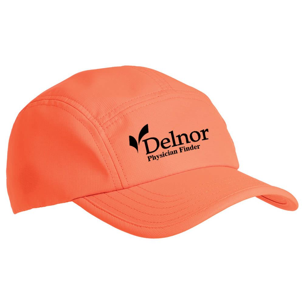 Big Accessories® Pearl Performance Cap - Personalization Available