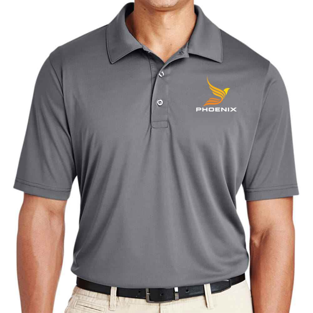 Team 365® Men's Zone Performance Polo - Embroidery Personalization Available