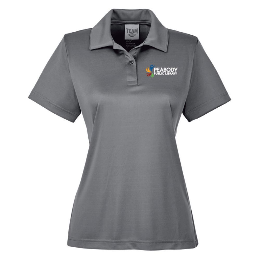 Team 365® Ladies' Zone Performance Polo - Embroidery Personalization Available