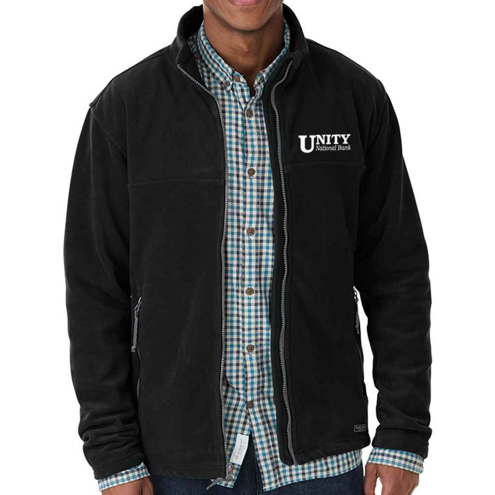 Charles River Apparel� Men's Boundary Fleece Jacket - Personalization Available