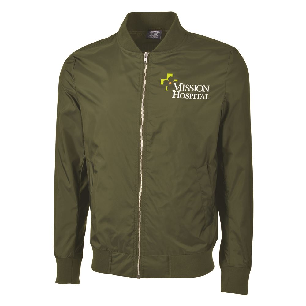Charles River Apparel® Men's Boston Flight Jacket�- Embroidery Personalization Available