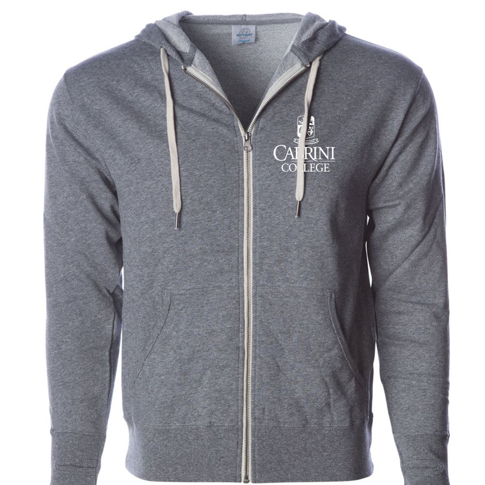 Independent Trading Co.® Heavyweight Hooded Full-Zip Sweatshirt - Embroidery Personalization Available