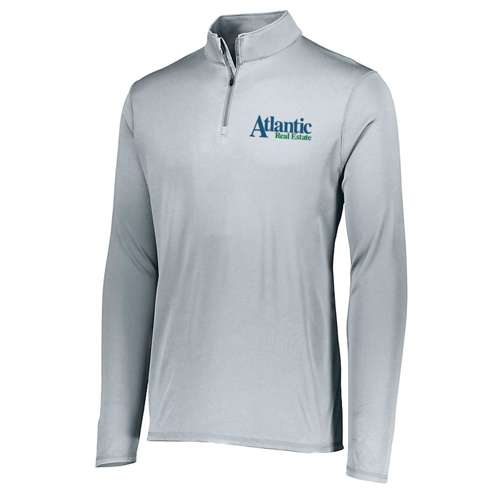 Augusta® Men's Attain Quarter-Zip Pullover - Personalization Available