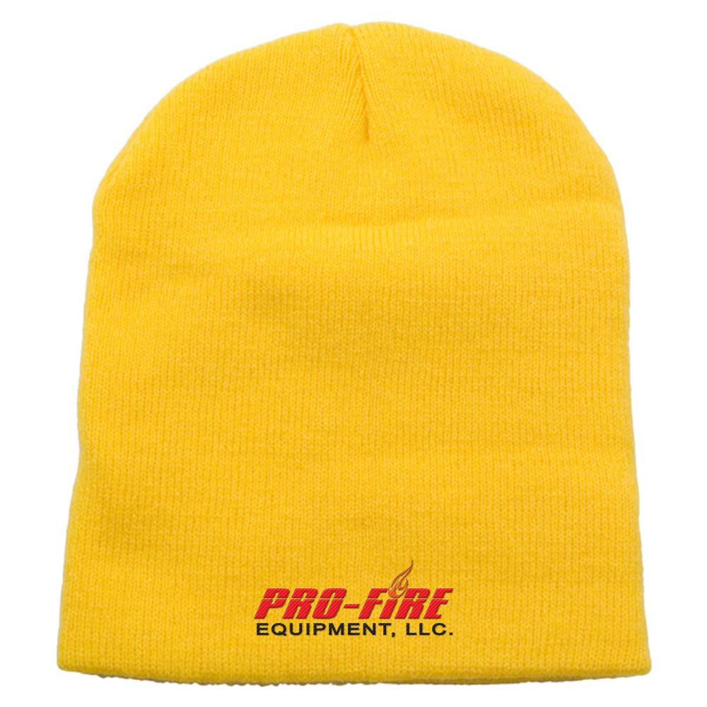 Short Knit Beanie - Personalization Available