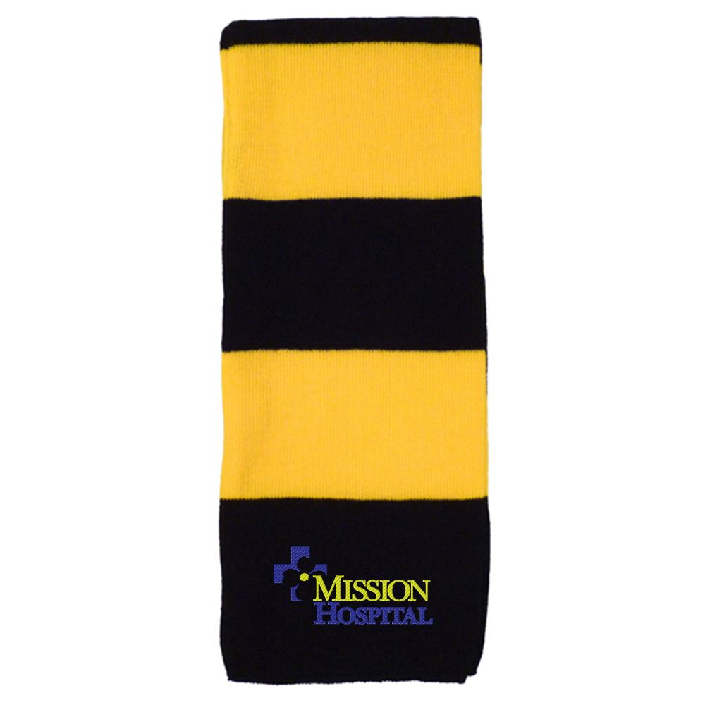 Acrylic Scarf - Personalization Available