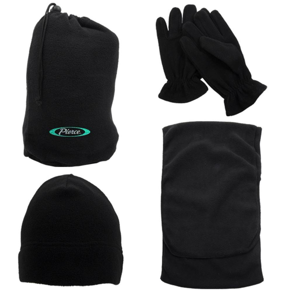 Fleece Winter Set - Personalization Available