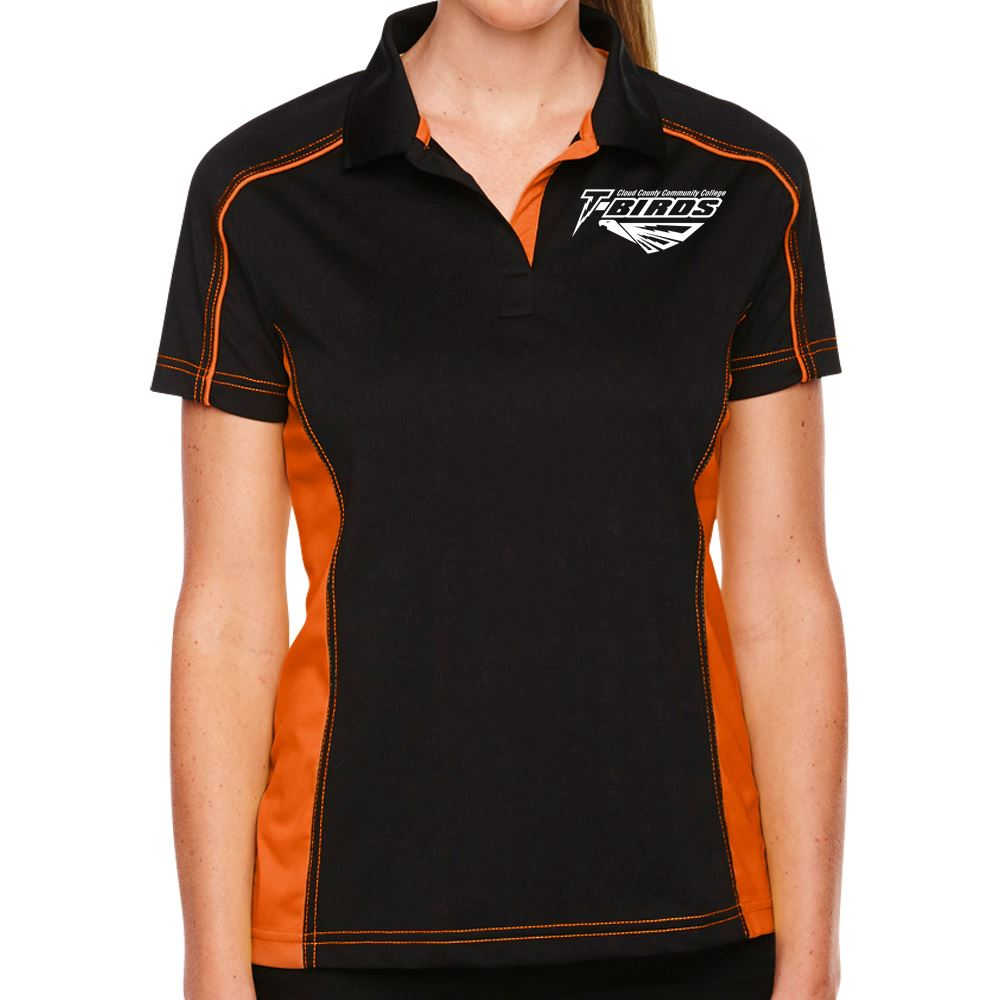 Extreme Eperformance™ Women's Fuse Snag Protection Plus Colorblock Polo - Personalization Available