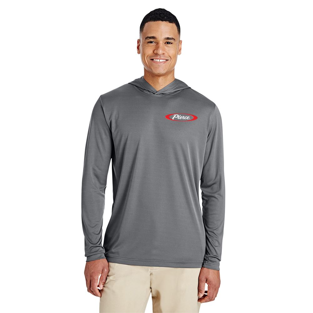 Team 365® Men's Zone Performance Hoodie - Embroidery Personalization Available