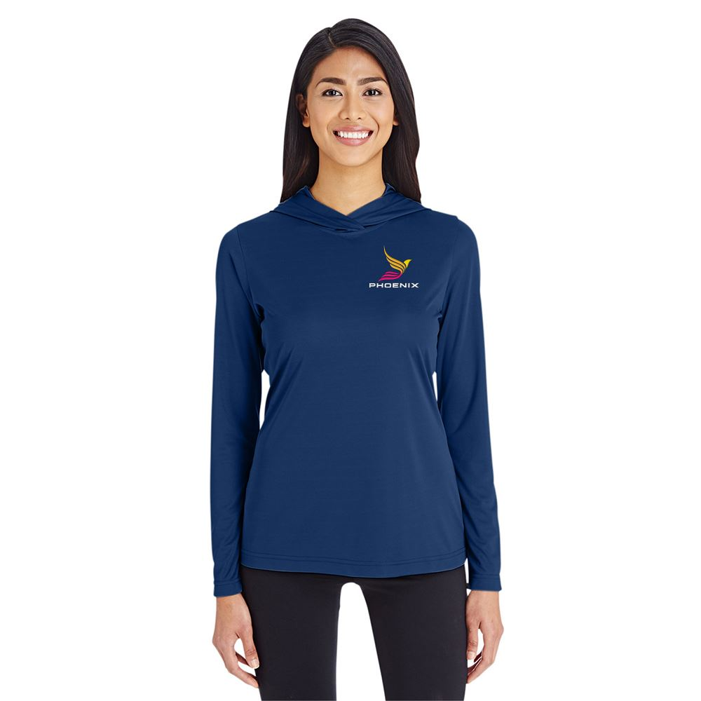 Team 365® Women's Zone Performance Hoodie - Personalization Available
