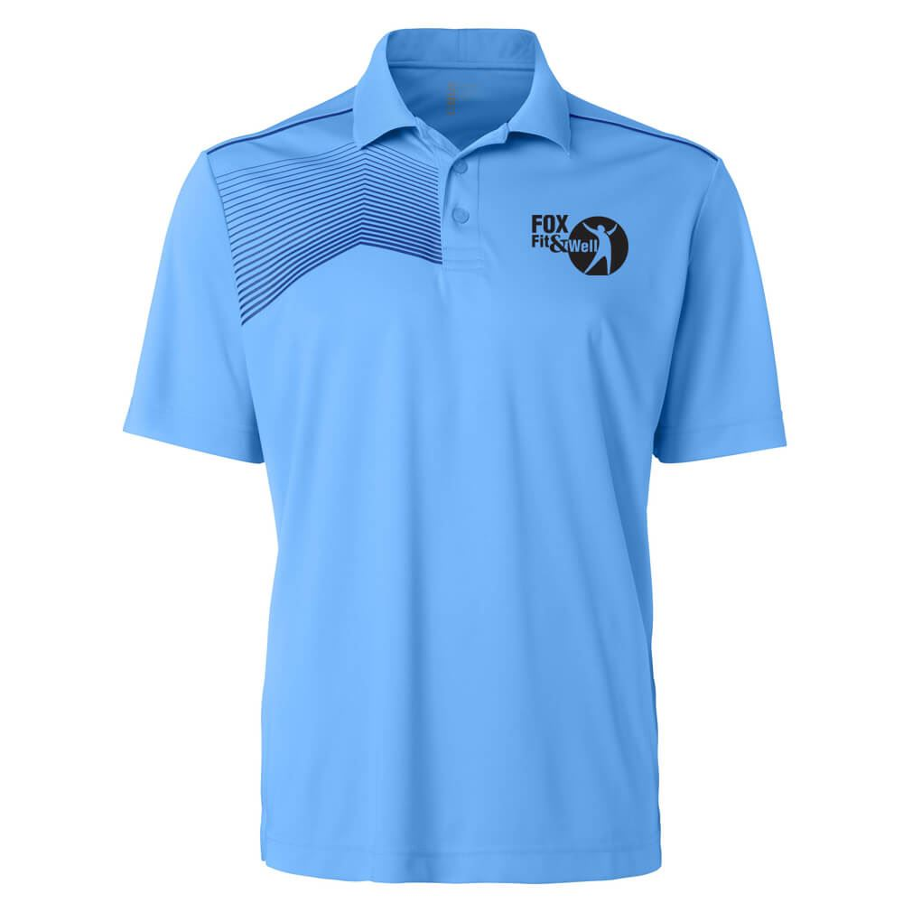Men's Glen Acres Polo - Embroidered Personalization Available