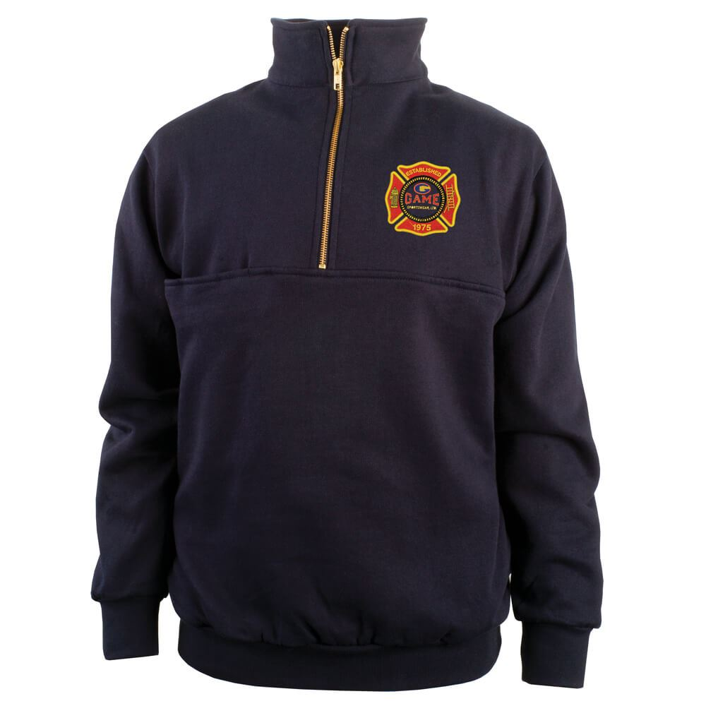 Game® The Responder Quarter-Zip - Personalization Available