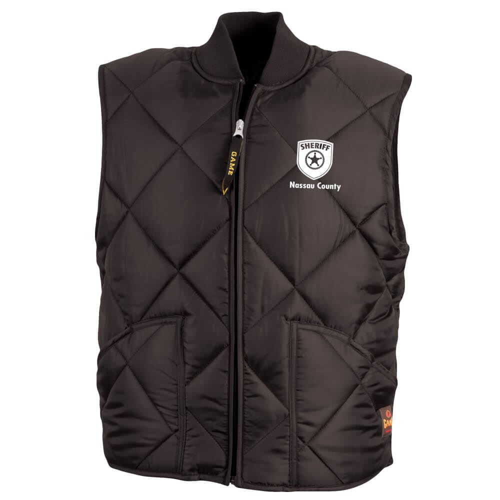 GAME THE QUILTED VEST