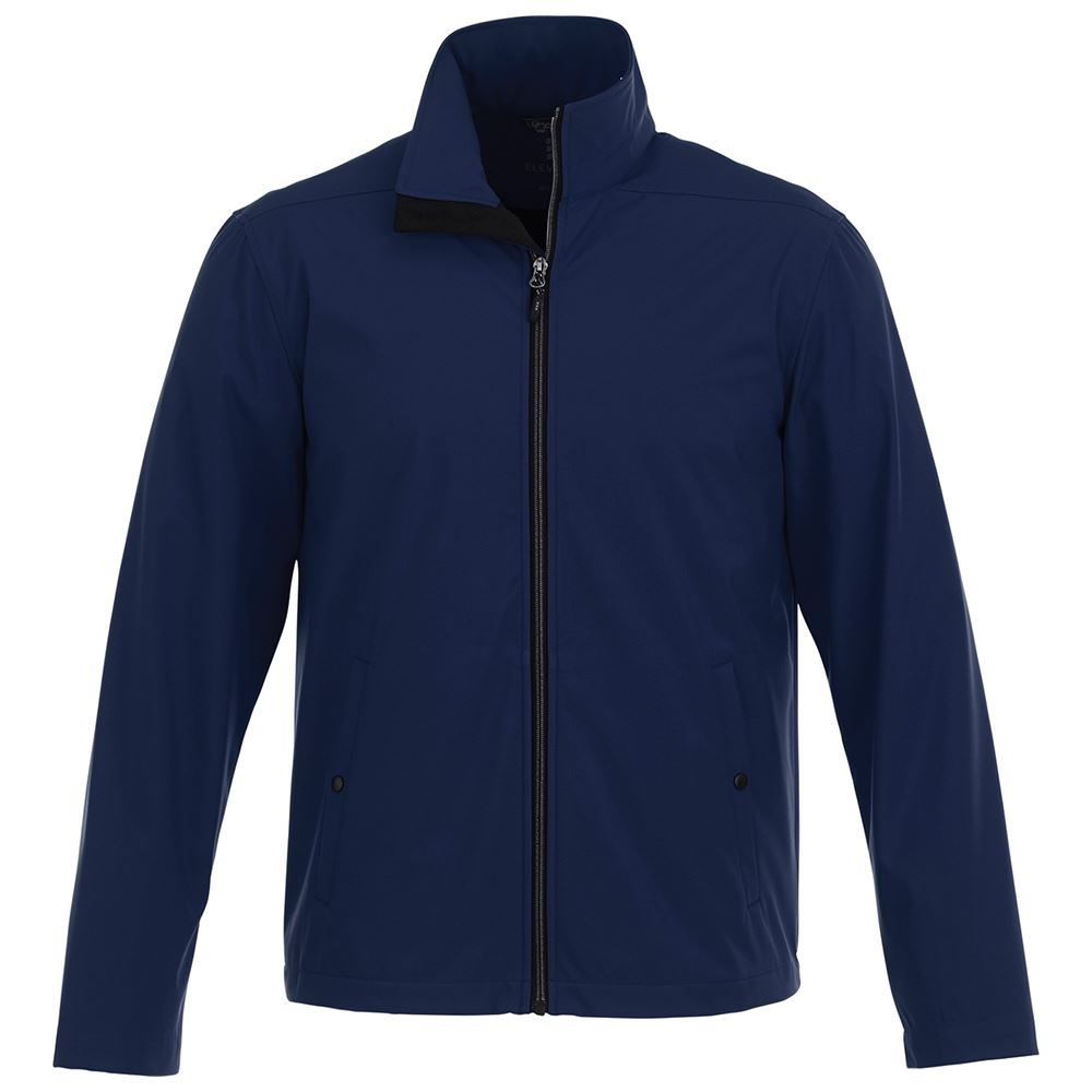 Elevate® Men's Karmine Soft Shell Jacket - Embroidery Personalization Available