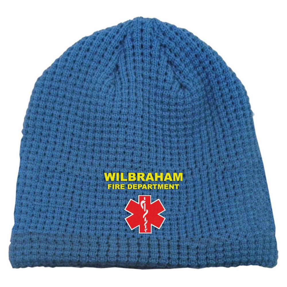 Solid Color Big Bear Eco Beanie - Personalization Available
