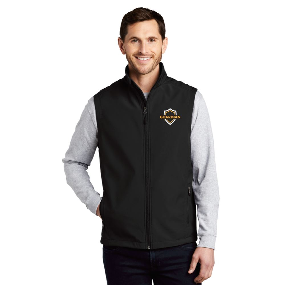 Port Authority® Men's Core Soft Shell Vest - Personalization Available