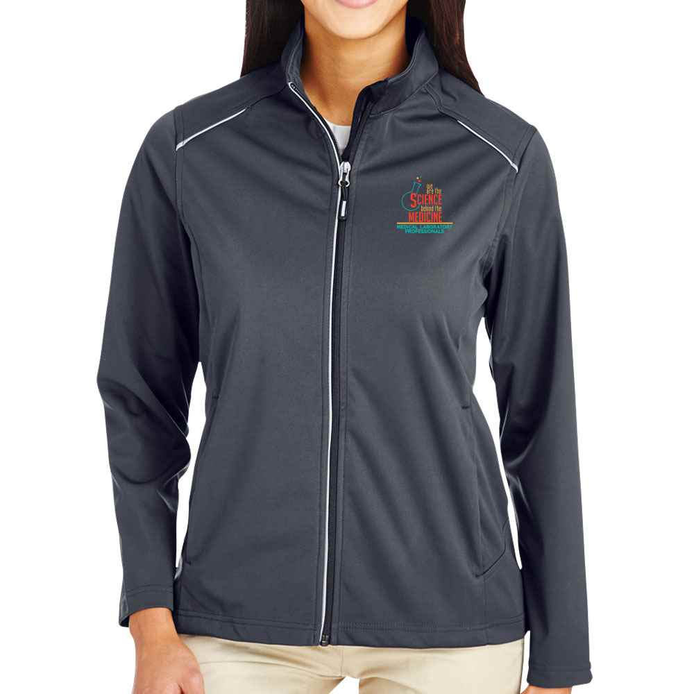 We Are The Science Behind The Medicine Core 365® Full-Zip Three-Layer Knit Jacket - Personalization Available