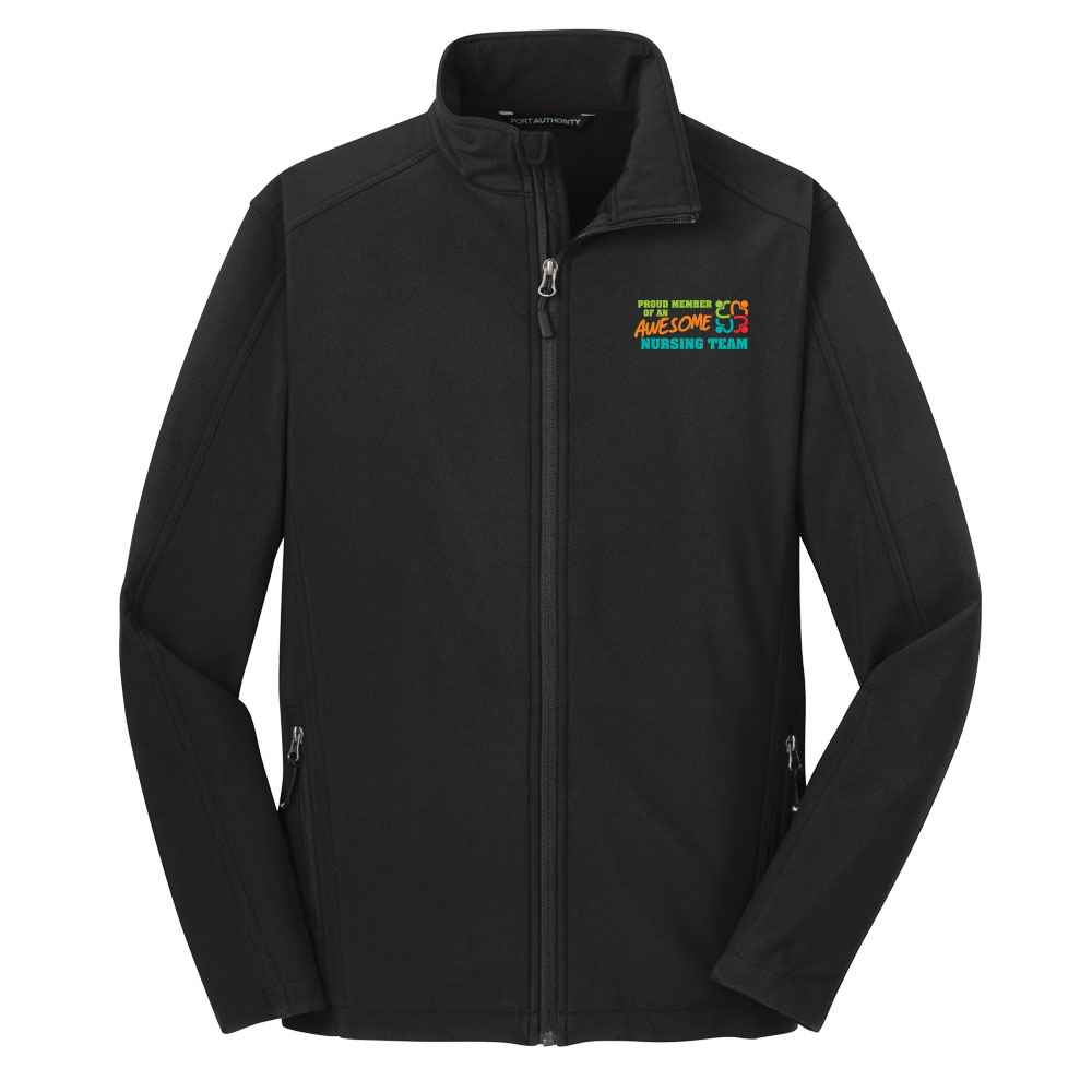 Proud Member Of An Awesome Nursing Team Port Authority® Core Soft Shell Jacket