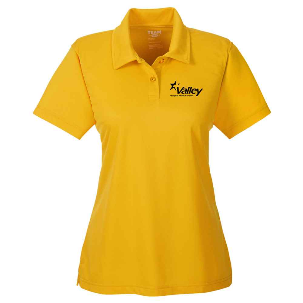 Team 365 Women's Command Snag Protection Polo Shirt - Personalization Available
