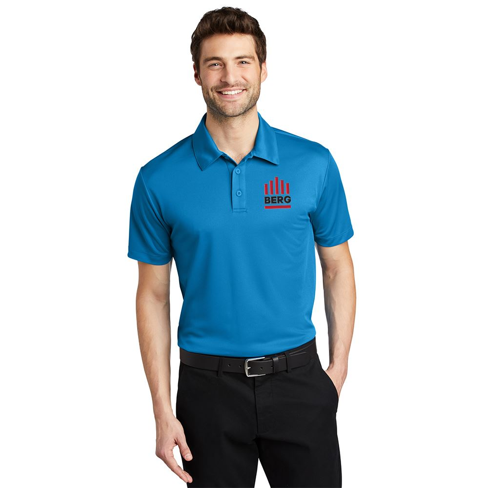 Port Authority® Men's Silk Touch™ Performance Polo - Personalization Available