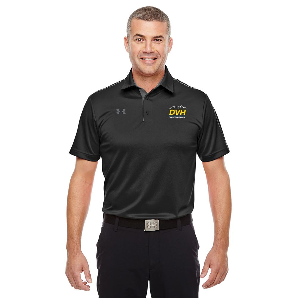 Under Armour® Men's Tech Polo - Embroidery Personalization Available