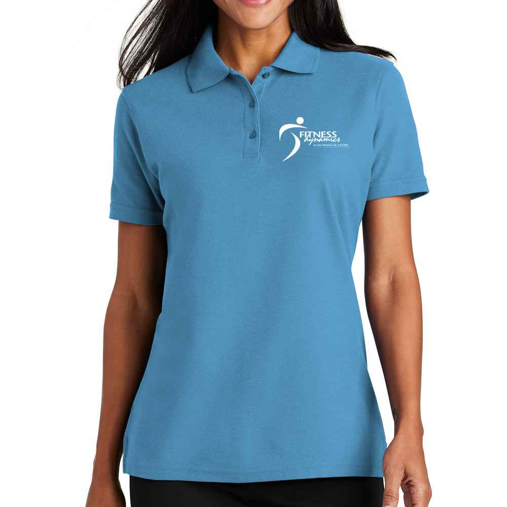 Port Authority® Women's Stain-Resistant Polo - Personalization Available