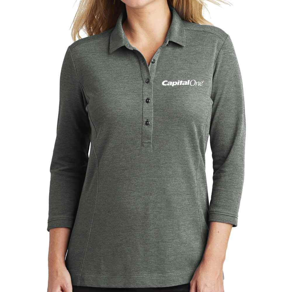Port Authority® Women's Coastal Cotton Blend Polo - Personalization Available